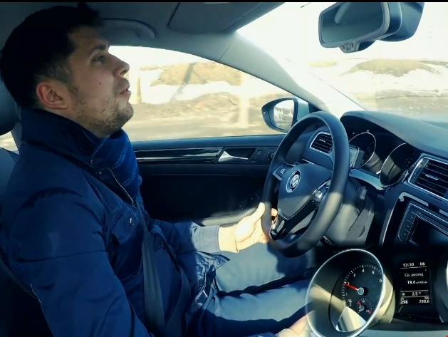 2015 Volkswagen Jetta 1.4i Рестайлинг //Anton Avtoman