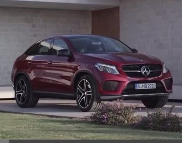 2015 Mercedes GLE Coupe // Aлександр Михельсон