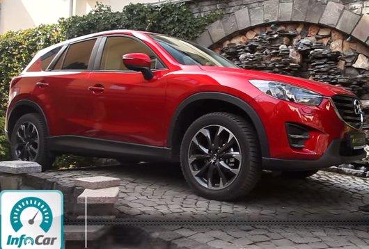Mazda CX-5 2015 2.2D //InfoCar