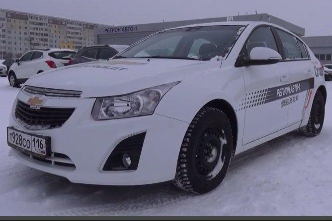 2014 Chevrolet Cruze 1,8i //MegaRetr