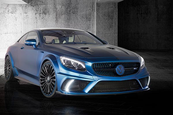 Mansory Mercedes S65 AMG Coupe