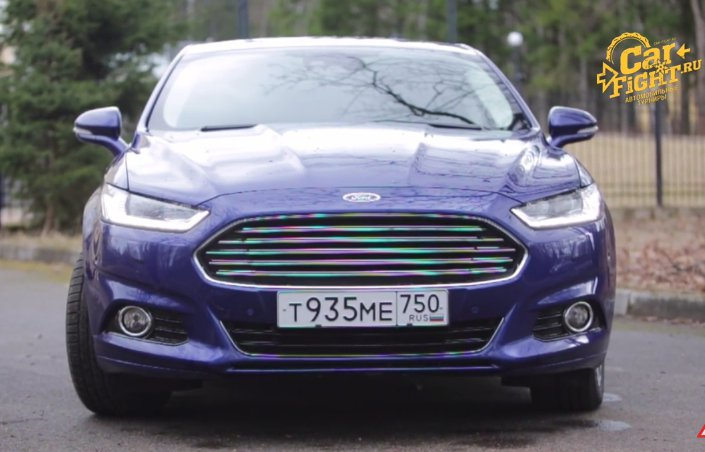 2015 Ford Mondeo 2.0i //Игорь Бурцев