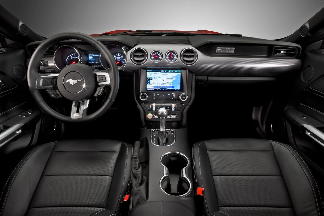 Ford mustang 2015 for Ford mustang 2015 interior