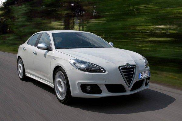 Новая Alfa Romeo Giulia 2015 — приемник Alfa 159
