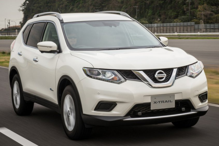 nissan-x-trail-hybrid-front