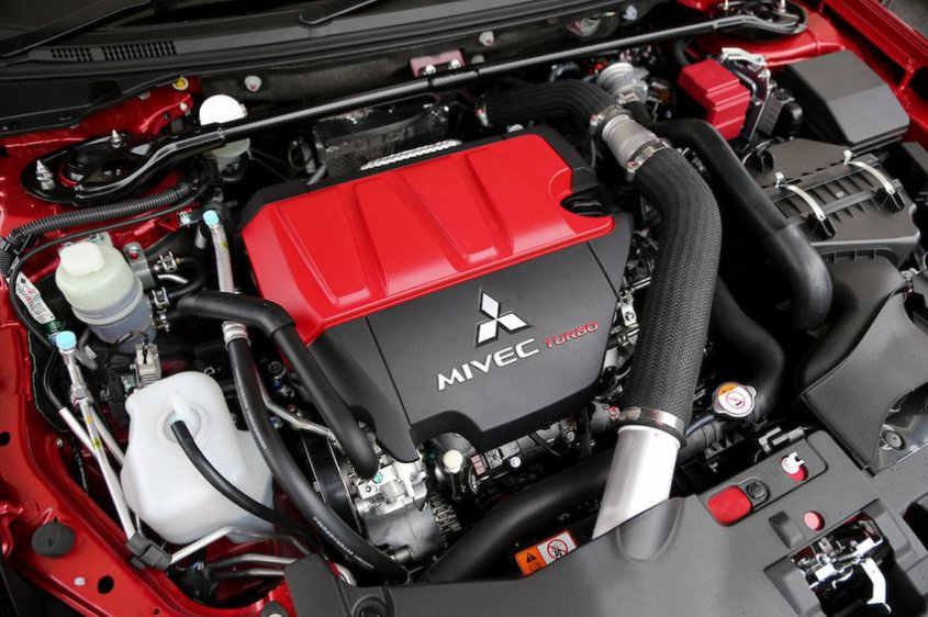 Двухлитровый турбодвигатель