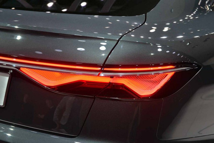 Audi Prologue Avant Concept детали