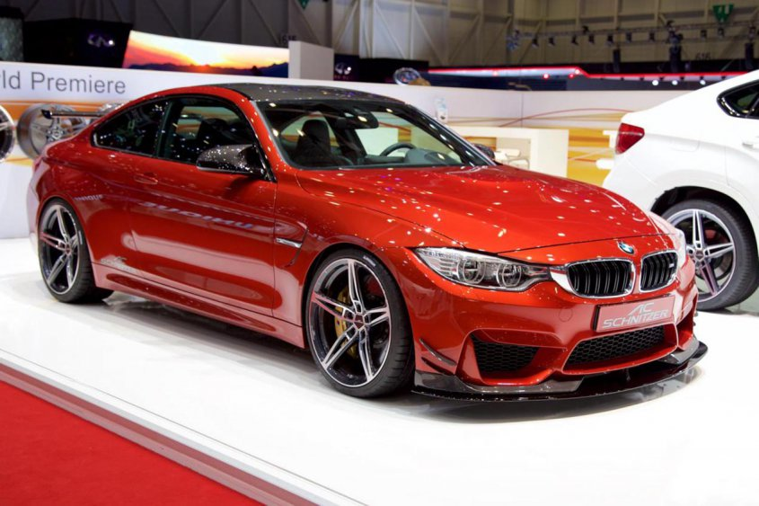 AC Schnitzer BMW M4 Coupe (F82)