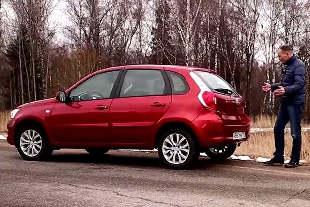 Datsun mi-DO 1.6i vs Renault Sandero 1.6i //Motorlive