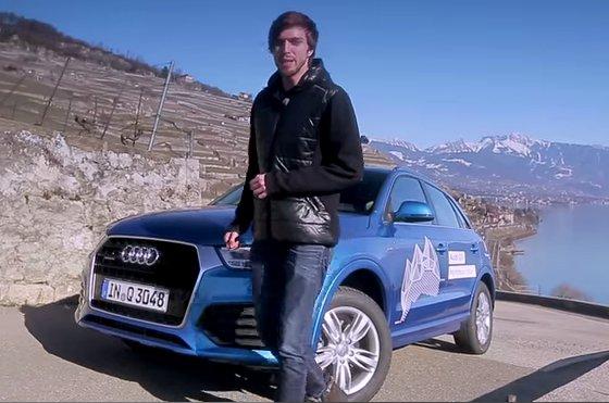 2015 Audi Q3 2,0 TFSI //АвтоВести