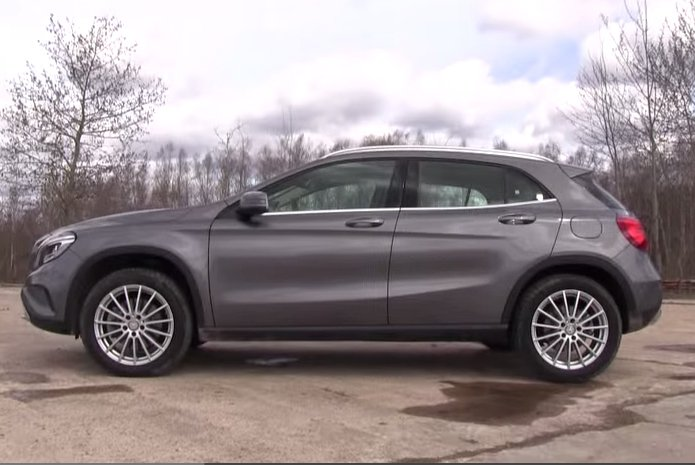 2015 Mercedes-Benz GLA 250 4Matic //ATDrive