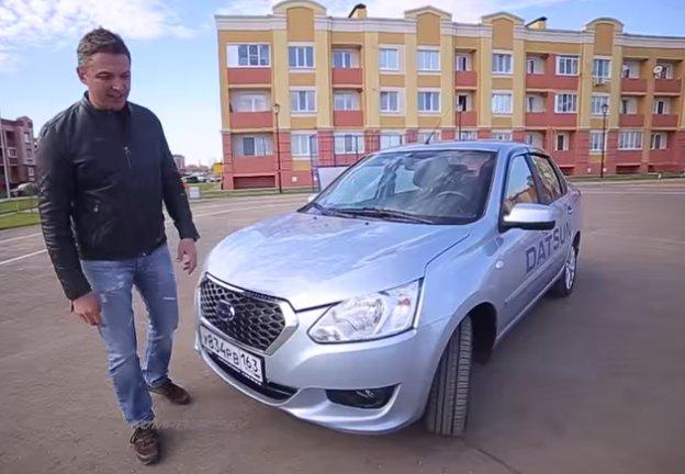 2014 Datsun on-DO 1.6i //Игорь Бурцев