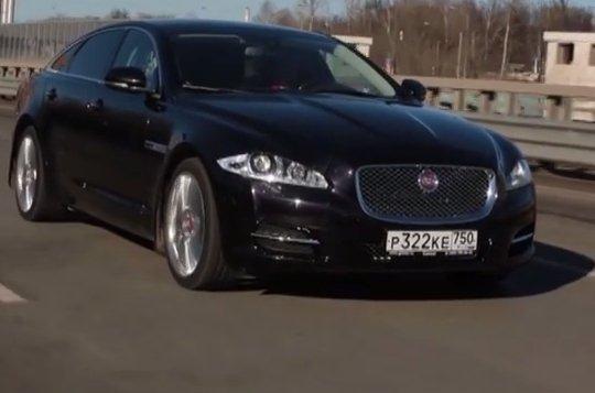 2014 Jaguar XJ 3.0d //Grand тест