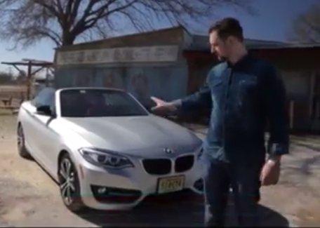 2014 BMW 2 Cabriolet 228i //Наши тесты