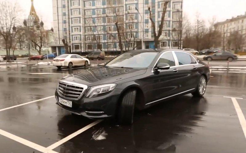 2015 Mercedes-Maybach S500 // Большой тест-драйв