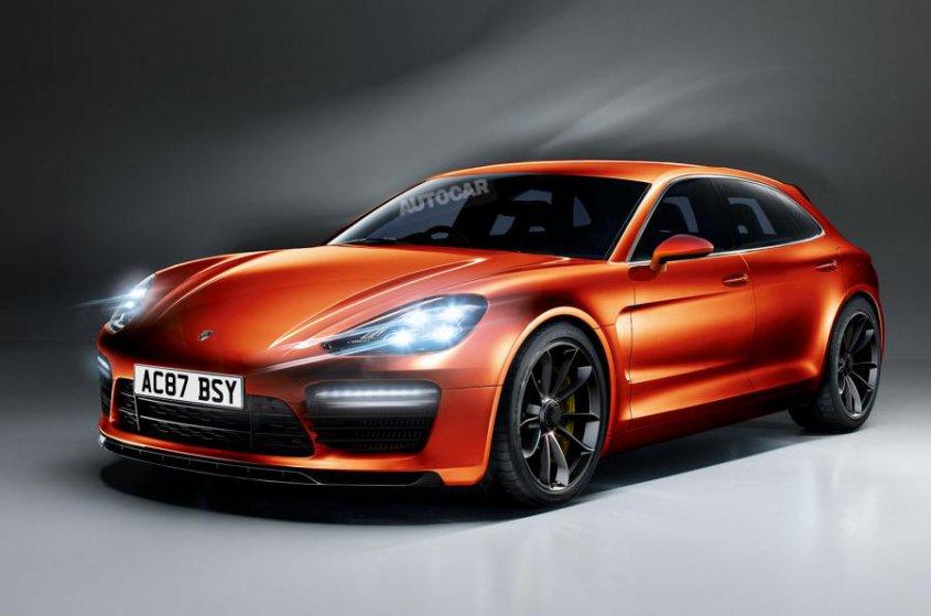 Porsche разрабатывает соперников 5-Series