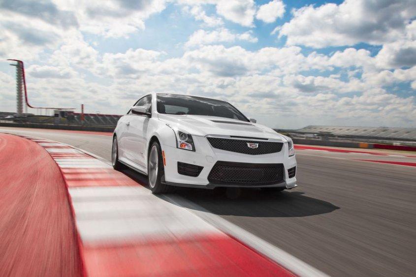 Cadillac ATS-V+ может обладать 7.0-литровым двигателем V8