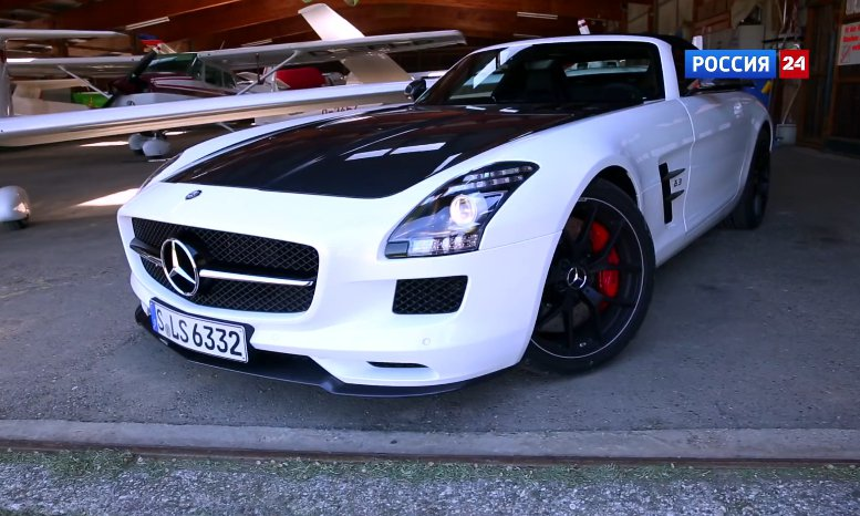 2014 Mercedes-Benz SLS AMG GT Final Edition 6.2l // АвтоВести