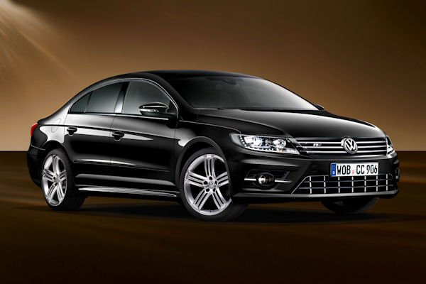 Volkswagen CC Dynamic Black анонсирован