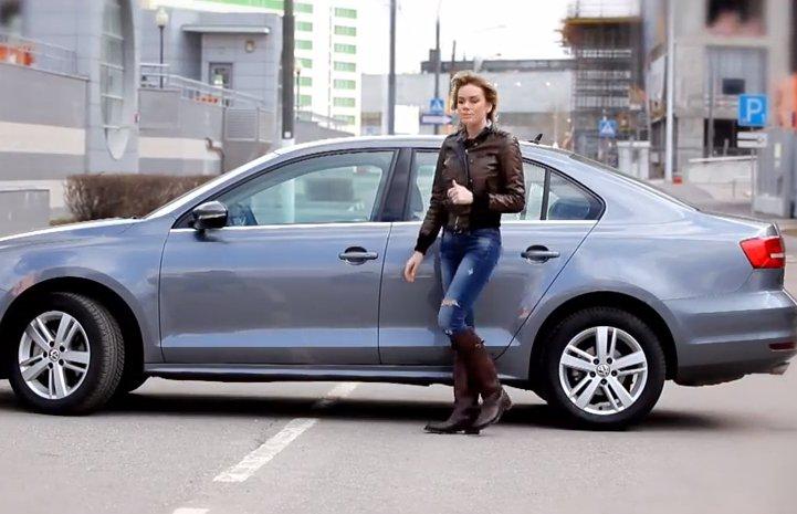 2015 Volkswagen Jetta 1.4 TSI Рестайлинг //Москва рулит