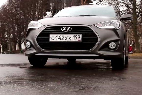 2014 Hyundai Veloster 1.6 T-GDi //Motorlive