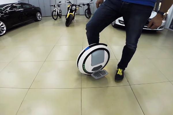 Гироскутер моноколесо Ninebot One