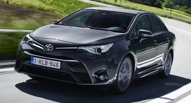 Toyota запустила сильно обновлённый Avensis