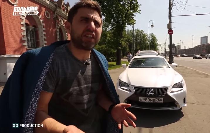 2015 Lexus RC 3.5i V6 //Большой тест-драйв