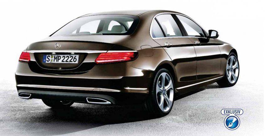Новый Mercedes E-class приобретет систему автоматического вождения на высоких скоростях