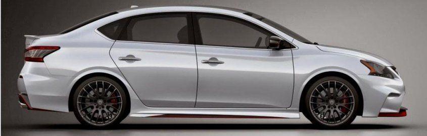 Nissan Sentra станет почти полностью новым