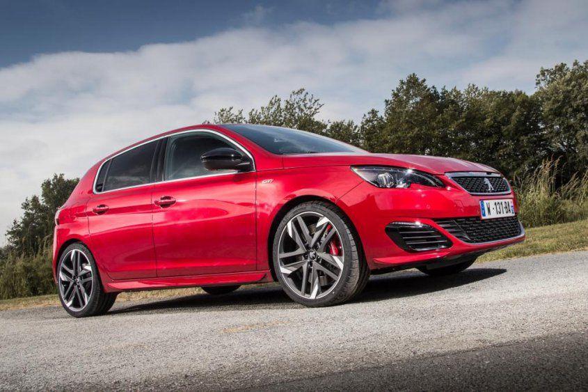 Peugeot 308 GTi 2016 года — последняя утечка информации