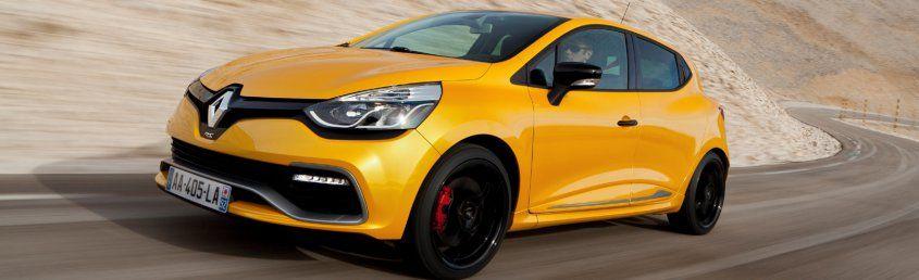 В Аргентине представлен спортивный хэтчбек Renault Sandero RS