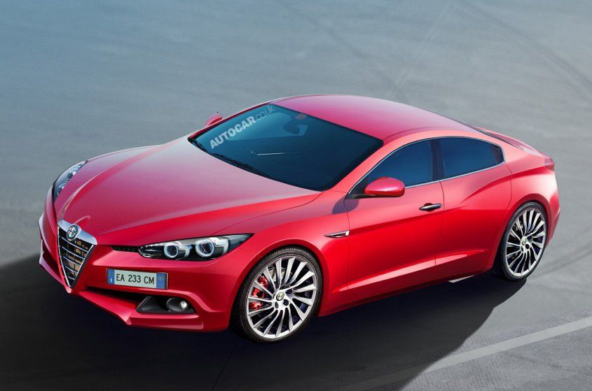 Alfa Romeo запускает топ-версию Giulia как конкурента BMW M3