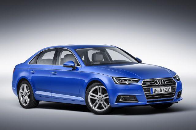 Топовая пятёрка новейших технологий Audi A4 2017 года
