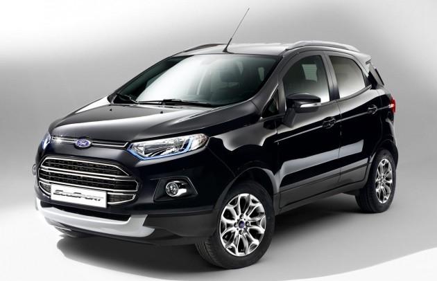 Ford EcoSport теперь значительно модернизирован