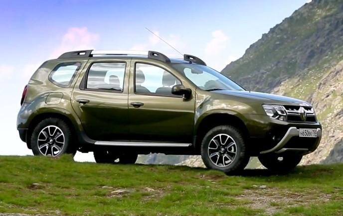 2015 Renault Duster 2.0I // АвтоВести