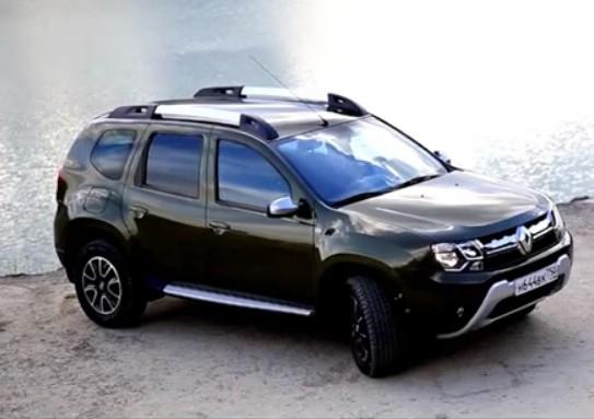 2015 Renault Duster 2.0I // Автопанорама