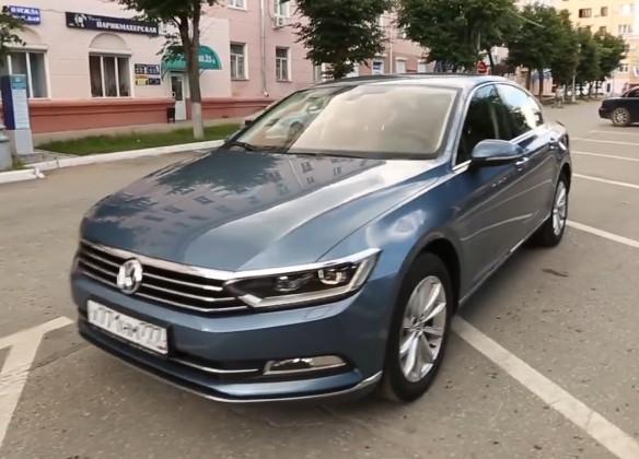 2015 Volkswagen Passat B8 1.4 // Большой тест-драйв