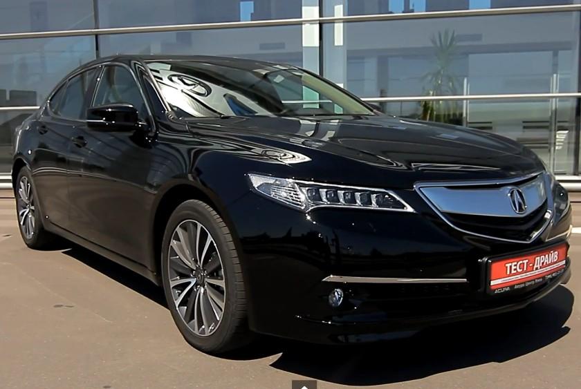 2015 Acura TLX 2.4i // Две Лошадиные Силы
