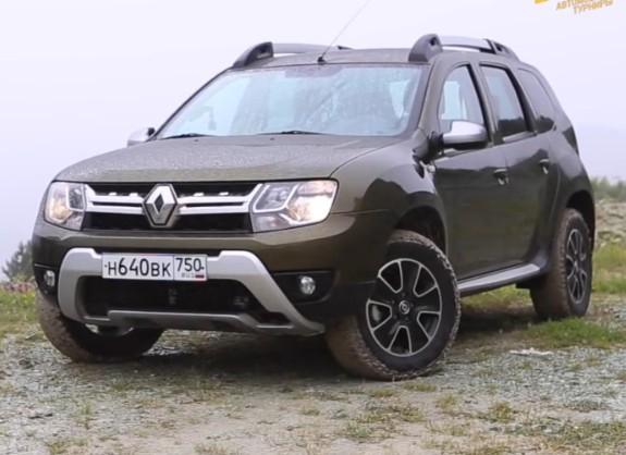 2015 Renault Duster 1.5 dCi // Игорь Бурцев
