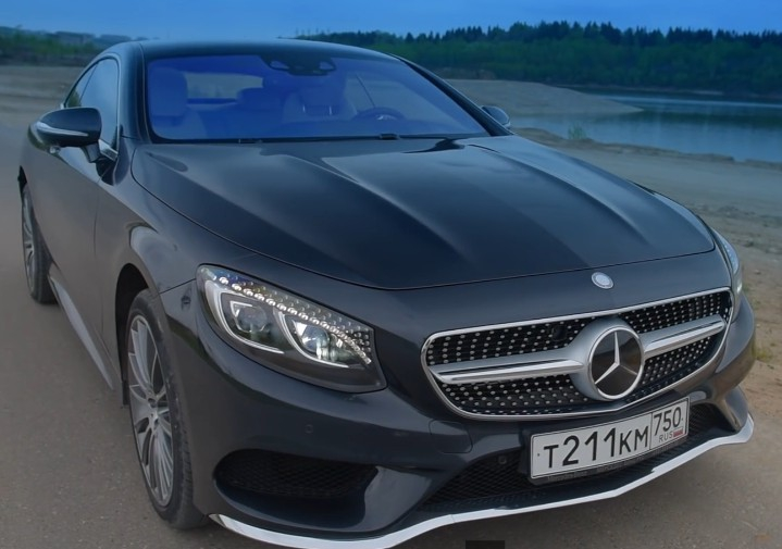 2015 Mercedes-Benz S-class Coupe 4.7i // Моторы