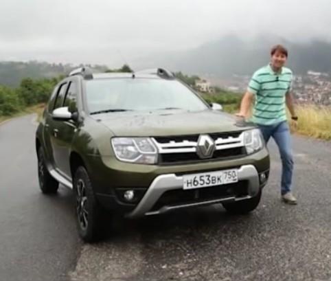 2015 Renault Duster 2.0i // Наши тесты