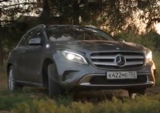 2015 Mercedes-Benz GLA  2.0i // Наши тесты