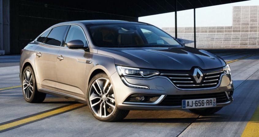 Обнародован фешенебельный седан Renault Talisman