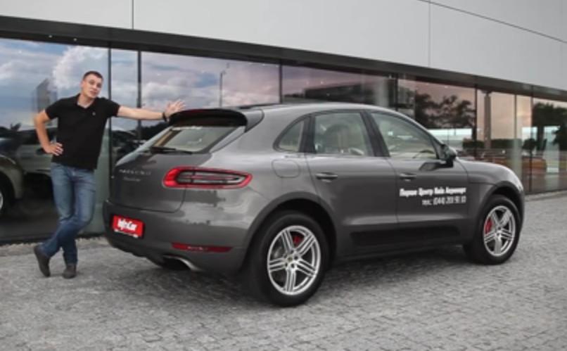 2015 Porsche Macan 3.6i Turbo // Infocar