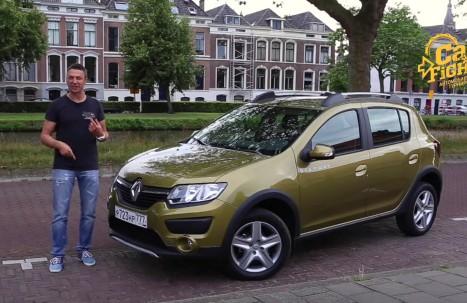 2015 Renault Logan/Sandero 1.6i //Игорь Бурцев