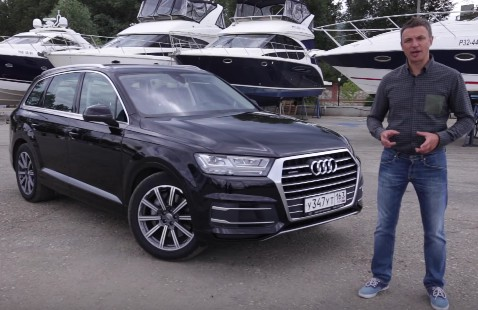2015 Audi Q7 3.0 TFSI // Игорь Бурцев