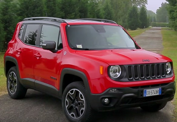 2015 Jeep Renegade 1.6i  // АвтоВести