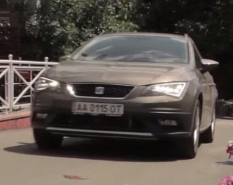 2015 SEAT Leon X-PERIENCE 2.0 TDI // Автопортал