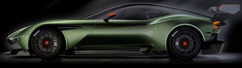 Aston Martin не будет разрабатывать дорожную версию Vulcan